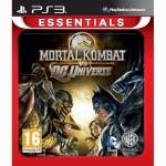 Joc mortal kombat vs dc uiverse ps3 essentials ps3