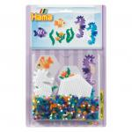 Margee de calcat Animale Marine Hama Midi in blister Mare