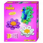 Margele 3D Deco Hama Hama Midi in cutie