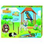 Margele Animale de companie Hama Midi in cutie