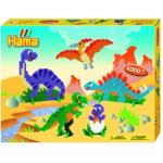 Margele Dinozauri Hama Midi in cutie