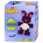 Margele de calcat Pastele Midi in cutie Hama special