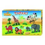 Margele de calcat Safari in cutie cadou Midi