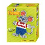 Margele de calcat Soricelul Midi in cutie Hama Special