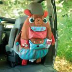 Organizator auto jucarii - Iepurasul Cooky