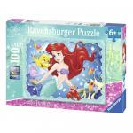 Puzzle Ariel 100 piese