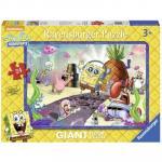 Puzzle Buretele Bob 24 piese