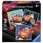 Puzzle Cars 25/36/49 piese