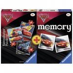 Puzzle + joc memory 3 buc in cutie 25/36/49 piese