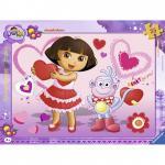Puzzle Dora 35 piese