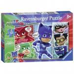 Puzzle Eroi in Pijamale 35 piese