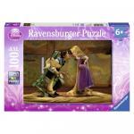Puzzle Rapunzel puzzle 100 piese