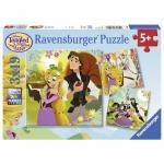 Puzzle Rapunzel 3x49 piese