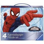 Puzzle Spider-Man 2x64, 2x81 piese