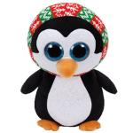 Plus pinguinul PENELOPE (24 cm) - Ty