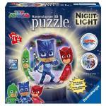 Puzzle 3D Eroi in Pijamale M1