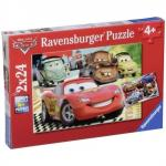 Puzzle Cars 24 piese