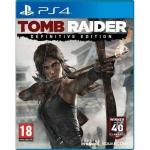 Joc Tomb Raider Definitive Raider Edition PS4