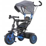 Tricicleta cu scaun reversibil Toyz Buzz navy
