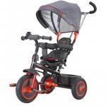 Tricicleta cu scaun reversibil Toyz Buzz red