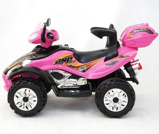 ATV PB903 12 v Roz cu telecomanda