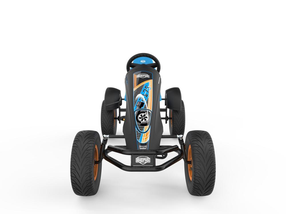 Kart cu pedale Berg 2017S Limited BFR