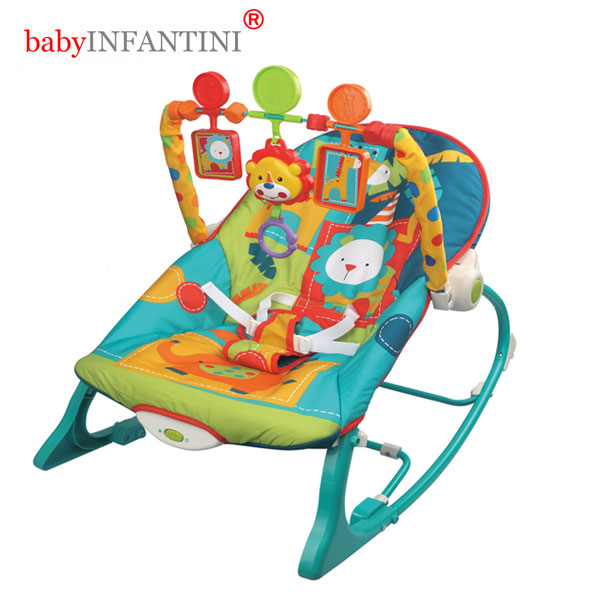 Balansoar 2 in 1 Lion din categoria Camera copilului de la babyINFANTINI