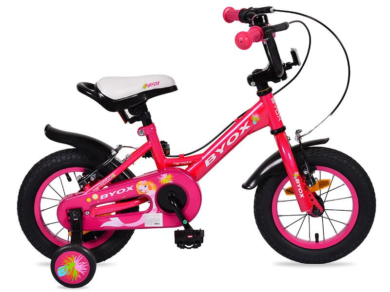 Bicicleta Copii Byox 12 Mermaid