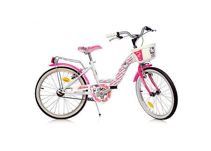 Bicicleta copii 20 Hello Kitty