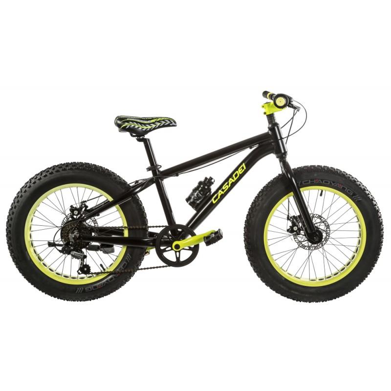 Bicicleta Mountain Bike 20 Fat Bike 7V M-Disk