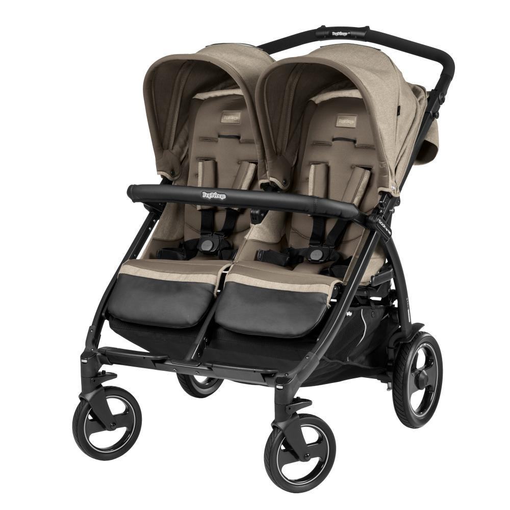 Carucior Peg Perego Book For Two Elite Cream thumbnail