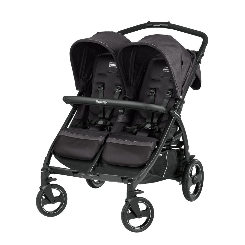 Carucior Peg Perego Book For Two Elite Onyx thumbnail