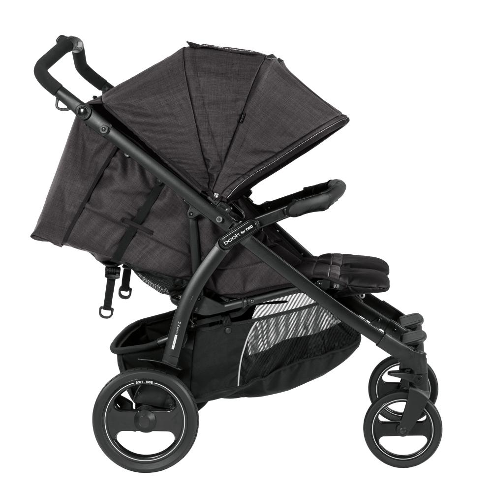 Carucior Peg Perego Book For Two Elite Onyx