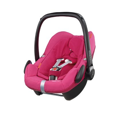 Cos auto Maxi-Cosi Pebble Plus Berry Pink din categoria Scaune Auto Copii de la MAXI COSI