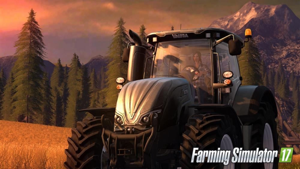 Joc Farming Simulator 17 Platinum Edition XBOX ONE