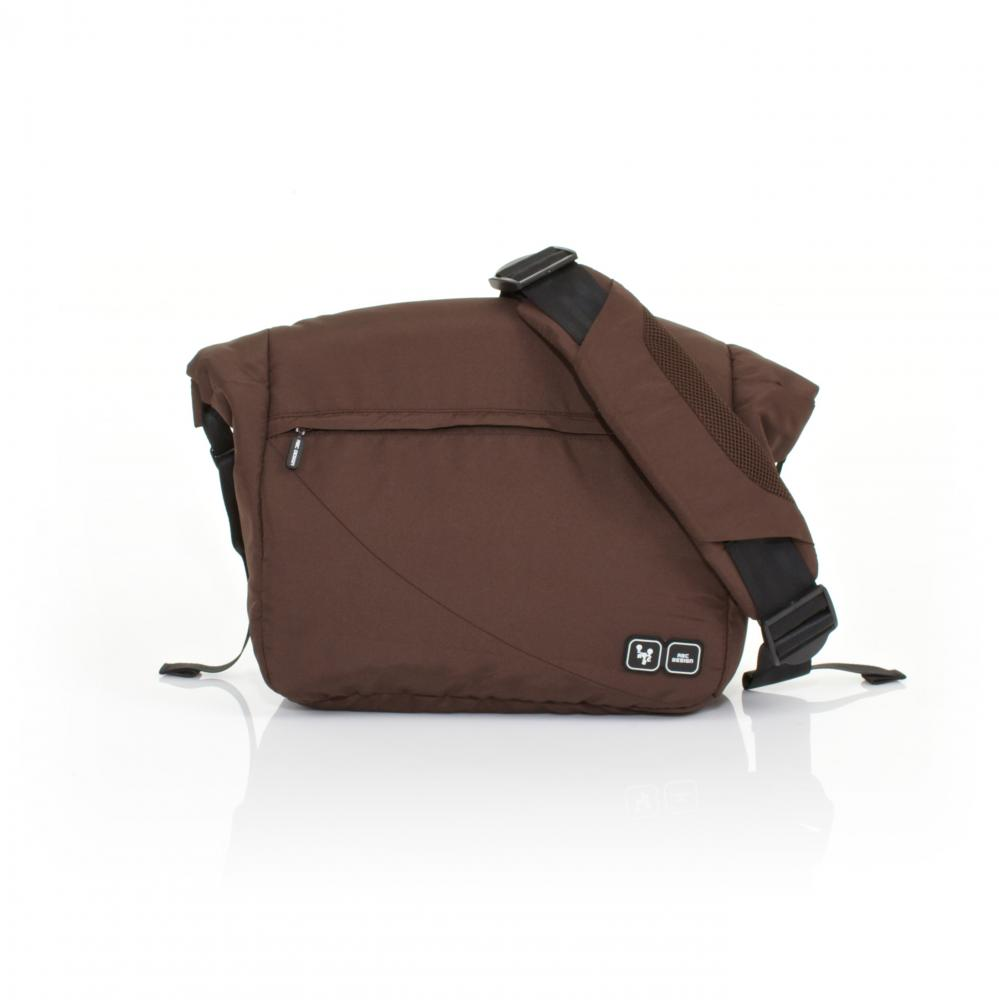 Geanta carucior Courier Chesnut 2015 Abc Design