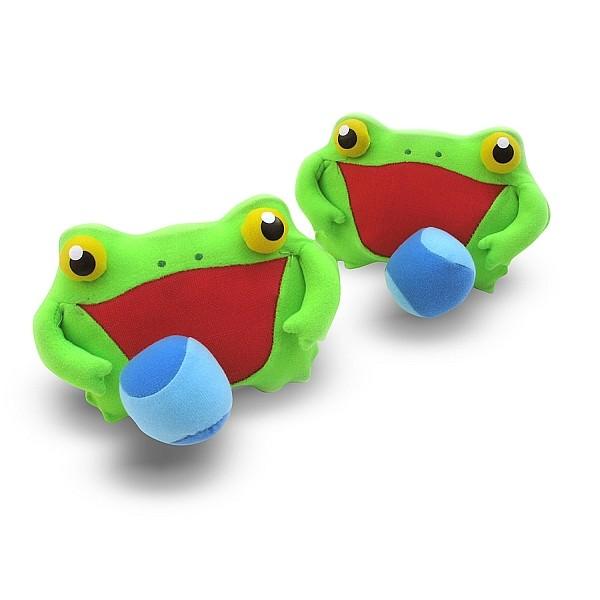 Joc Arunca si prinde Froggy
