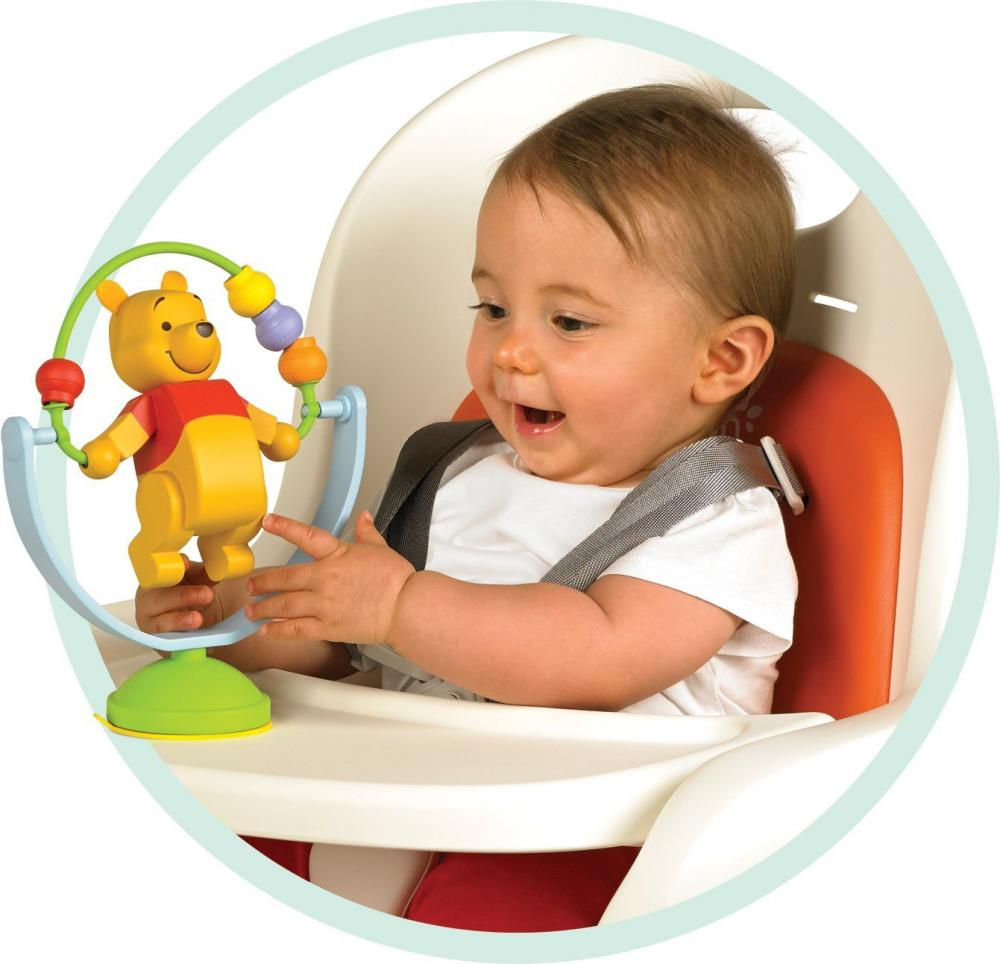 Jucarie pentru scaunul de masa Winnie the Pooh