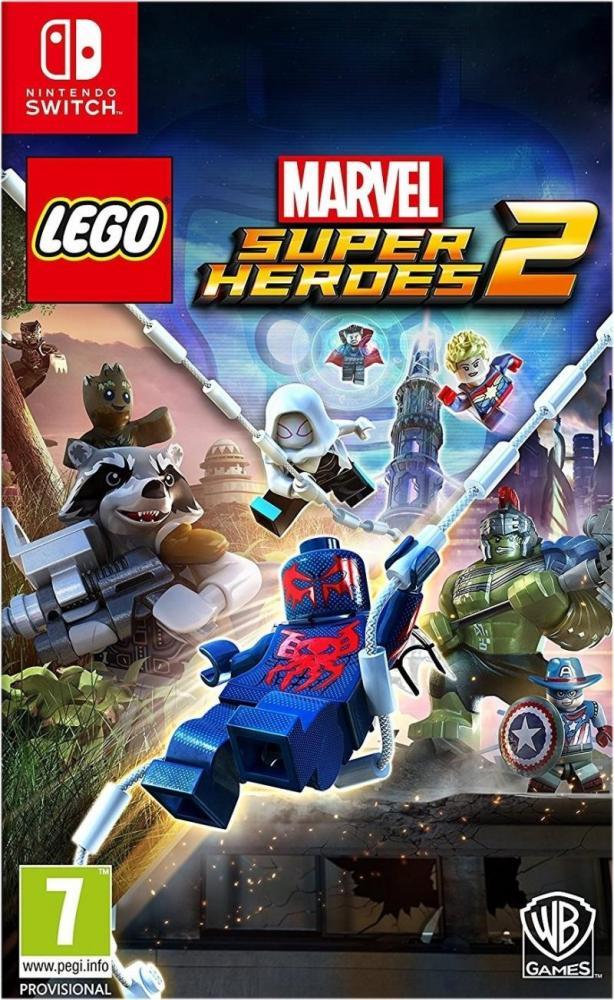 Joc Lego Marvel Super Heroes 2 SW