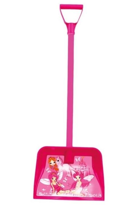 Lopata pentru zapada Pony Pink imagine