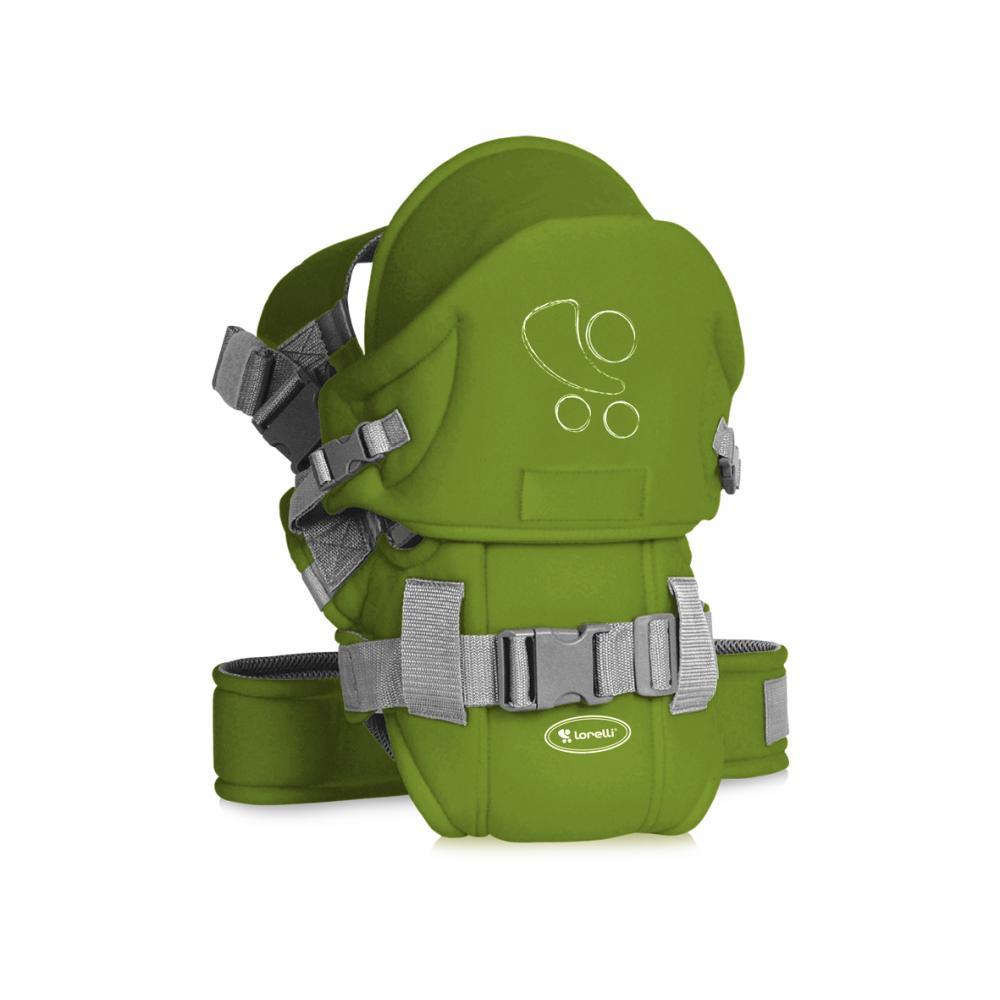 Marsupiu Traveller Comfort Green Lorelli