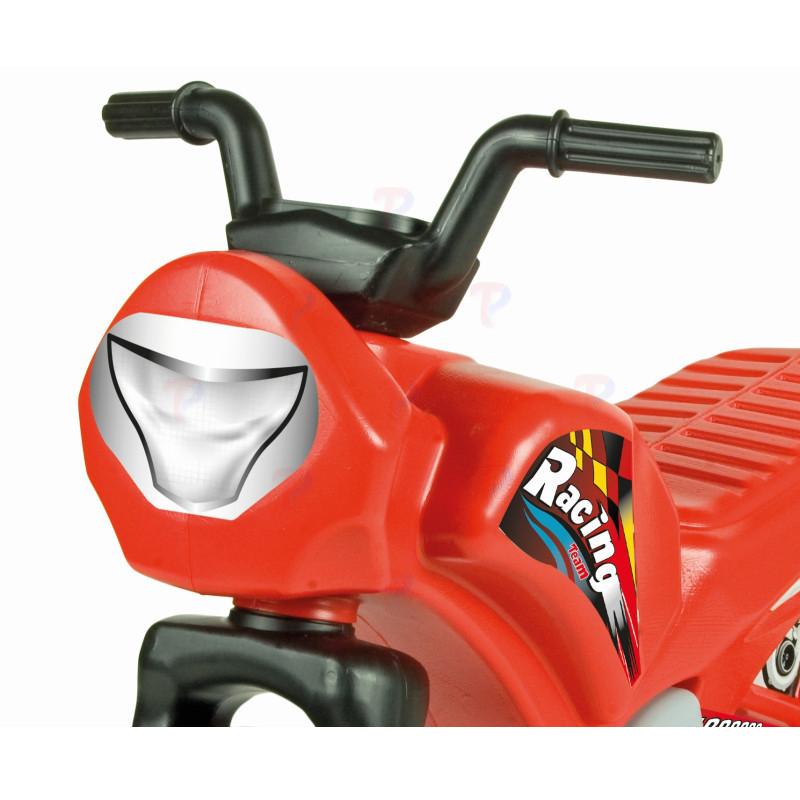 Motocicleta fara pedale Ride on Motor Red