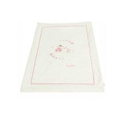 Paturica plusata Pinni Pink 75x100 cm