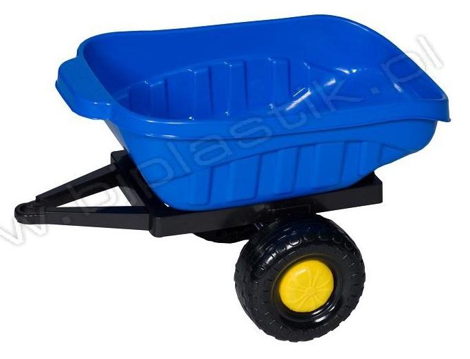 Remorca pentru vehicole Albastru