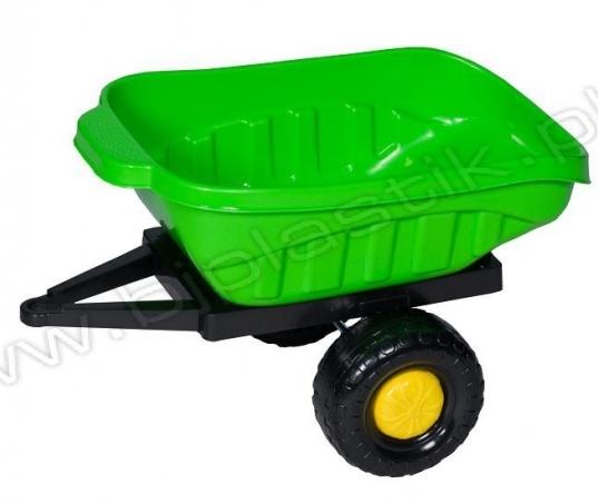 Remorca pentru vehicole Verde