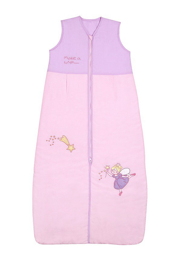 Sac de dormit Pink Fairy 12-36 luni 1.0 Tog