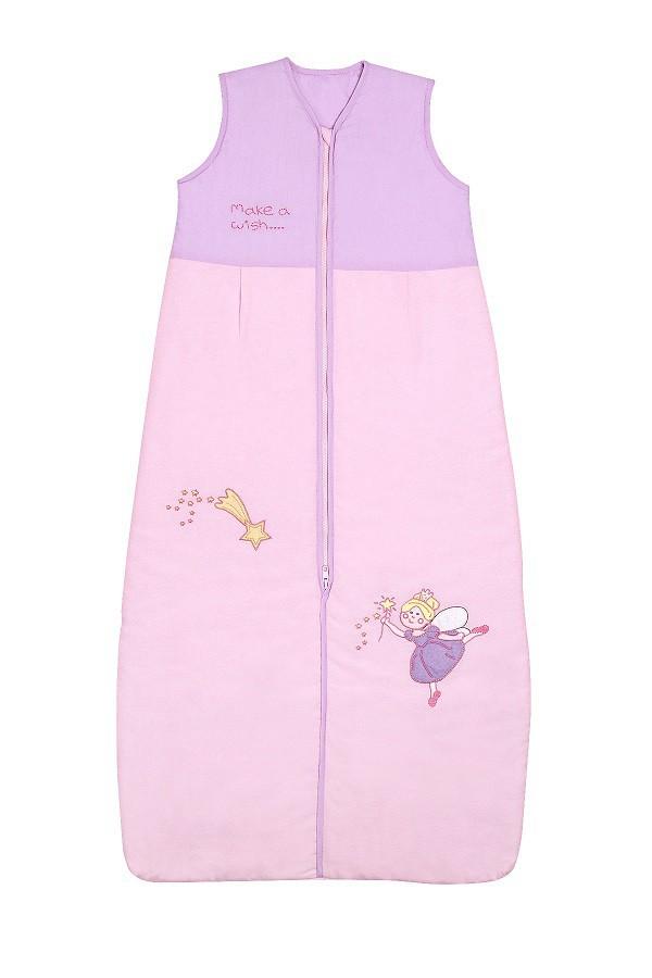 Sac de dormit Pink Fairy 12-36 luni 2.5 Tog