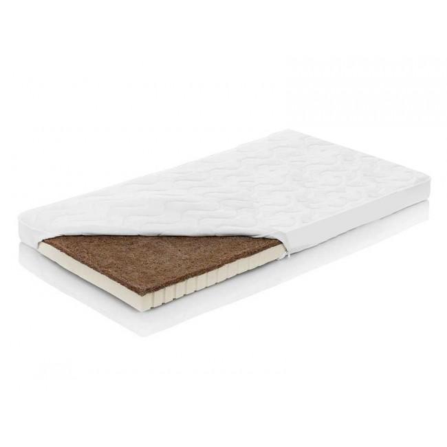 Saltea Cocos Latex Soft Organic 120x60x10 Cm