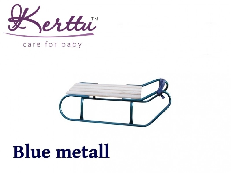 Saniuta Kerttu Slide Extra Bleumarin