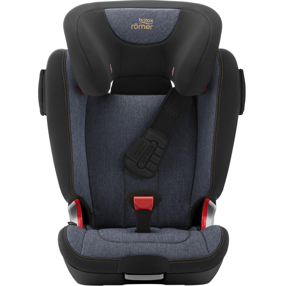 Scaun auto Kidfix II XP SICT Black Series Blue Marble Romer 2018